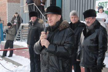 Мотогонки на льду: настоящая сибирская забава